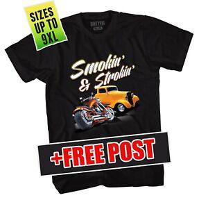 Smokin & Strokin Big Mens Shirt L/XL/2XL/3XL/4XL/5XL/6XL/7XL/8XL/9XL