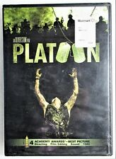 Brand New 1986 Best Picture Platoon Widescreen R1 DVD Oliver Stone VietNam tale