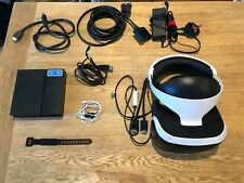 Sony PlayStation VR Headset - great condition!