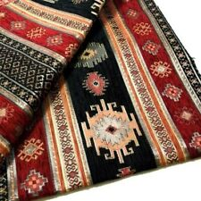 %100 Turkish Anatolian ottoman Design Chenille fabric