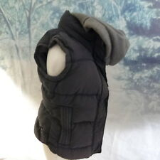 """Superdry Academy Feather & Down filled Gilet. 15"""" pit-to-pit, 22"""" length, Small"""