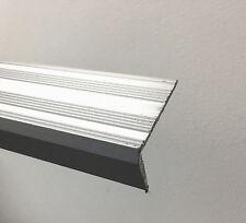 Paragradino alluminio anodizzato argento mm 40x25x2 barra mt 2 casa brico scala