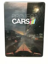 Project Cars - Empty Steelbook / MetalPak Case Only