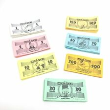 Looney Tunes Monopoly Money Lot