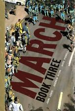 March Bk. 3 by Nate Powell, Andrew Aydin and John Lewis (2016, Paperback)