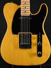 Used Fender USA American Deluxe Telecaster Ash Butterscotch Blond made 2014
