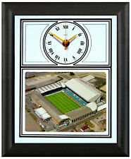 More details for football clock leeds united elland road stadium aerial