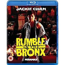 Rumble In The Bronx (Jackie Chan) New Blu-ray RegB