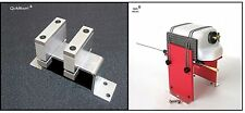 R/C ENGINE TEST STAND COMBO RED for Model Engines .10 to 1.08 Quikmount QM-2