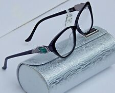 ed15d480a3 JUDITH LEIBER 1695 READERS READING GLASSES +1.00 NEW 440 AUTHENTC HANDMADE  ITALY