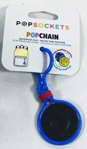 PopSockets Storage PopChain Dual-Sided PopTop Base & Clip