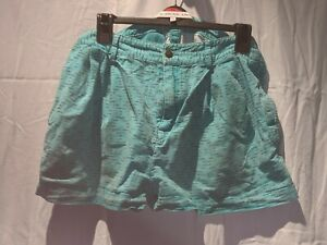 And Other Stories Light Green Shorts Size 36