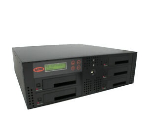 SySTOR 1-4 SATA Rackmount Hard Drive HDD/SSD Duplicator/Wiper - Up to 300MB/s