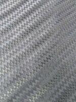 Brioni woven 100% silk tie made in Italy grey mono zig zag pattern pre-owned EUC