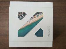 Google LG Nexus 5X 16 GB quarzo bianco mai usato originale no-brand