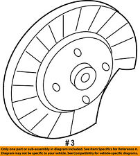 FORD OEM 05-10 F-250 Super Duty Clutch-Disc 7C3Z7550B