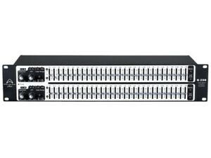Wharfedale Q230 2 x 30 channel equaliser