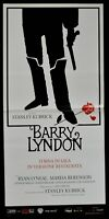 Affiche Barry Lyndon STANLEY Kubrick Ou 'Neal Berenson Magee Harlan Kruger N58