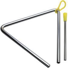 Musik Triangel Instrument Percussion Triangle Musikinstrument Kinder Erwachsene