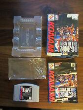NBA IN THE ZONE 98          ---   pour NINTENDO 64   // N64 -- JAPONAIS