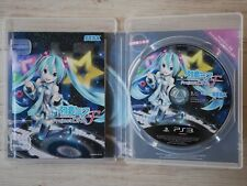 Used PS3 Hatsune Miku : Project DIVA F (Sony PlayStation 3, 2013) Japan Ver. F/S