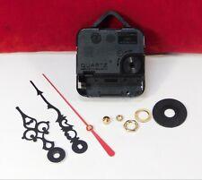 "Quartz Battery Clock Movement MS Original LIFETIME WARRANTY For 3/8"" Thick Dial"
