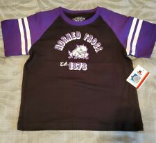 New! Tcu Horned Frogs~Children T- shirt, size 5T. Colosseum Athletics. Free Ship