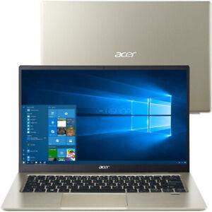 """Acer Swift 1 SF114-34 14"""" FHD Laptop Pentium Silver N6000 4GB 256GB NX.A7BEK.001"""