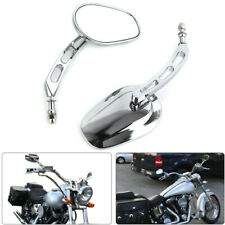 Motorcycle Mirrors For Harley Davidson Heritage Softail Classic CVO Street Glide