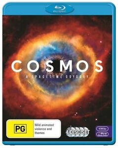 COSMOS: A SpaceTime Odyssey : NEW Blu-Ray