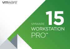 VMware Workstation 15 Pro Win/Linux 64Bit 2019 FAST EMAIL DELIVERY- LIFETIME KEY