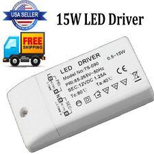 LED Driver AC 120V/240V to DC 12V Transformer Power Adapter Home Converter