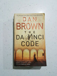 The Da Vinci Code by Dan Brown (Paperback, 2004)