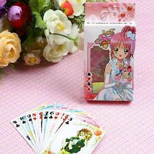 Japanese Anime Shugo Chara Paper Game Playing cards Poker Cards