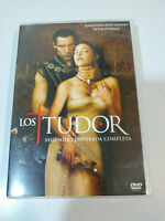 Los Tudor Segunda 2 Temporada Completa Serie TV - 3 x DVD Español Ingles - 3T