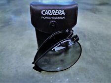 Vintage Rare Porsche Design Carrera Aviator Racing Folding Sunglasses Orig. Case