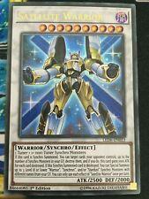 Yugioh - Satellite Warrior - LED6-EN023 - Ultra Rare