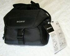 Sony Soft Carrying Case LCS-U21 for Camera/Camcorder Black  L6