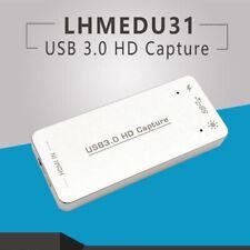4K HDMI zu USB 3.0 Video Capture Card Dongle 1080P FHD 60fps HD Videorecorder