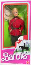 Canadian Barbie (Dolls of the World Collection) (New)