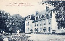 SAINT-GERMAIN-DES-PRES 764 château de changy