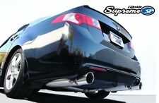 GReddy Supreme SP Cat-Back Exhaust for 09-14 Acura TSX