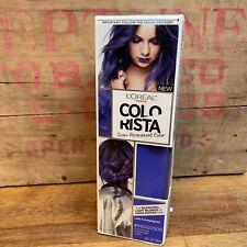 L'Oreal Colorista Semi-Permanent Temporary Hair Color #Indigo500 Purple
