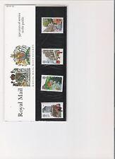 1985 royal mail présentation pack 350 ans de service de la royal mail