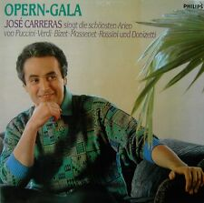 Jose Carreras :  Opern-Gala / Philips CD CLUB EDITION  RAR!