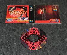 King of Fighters 96 : Boss Team JPN •Neo Geo CD/CDZ System Console •SNK KOF