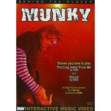 Behind The Player: Munky DVD