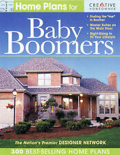 Home Plans for Baby Boomers, , Very Good, Paperback