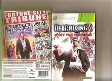 DEAD RISING 2 OFF THE RECORD XBOX 360 / X BOX 360 RATED 18 ZOMBIES