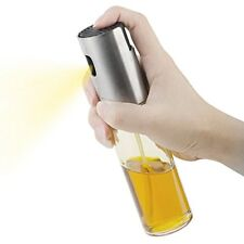 Portable Olive Oil Sprayer Dispenser for Cooking/BBQ/Salad/Stainless Steel W7S8